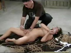 Tied Toyed And Hot Waxed