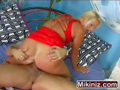 Mixed Up Amateurs Kathy, Amateur Blonde
