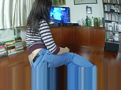 X-Box Jeans Wetting