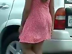 Candid ASSES in dresses and skirts 2