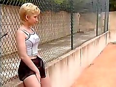 German Teen Tennis