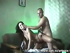 Fucking and Facial for my wife Lenka
