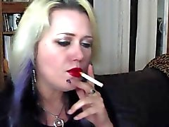 Lipstick and Smoking