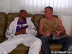 Interracial farmors double penetration