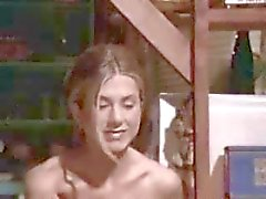 Jennifer Aniston The One Where Rachel's Topless