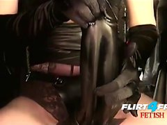 Milf Amateur Fetish Extreme insertions