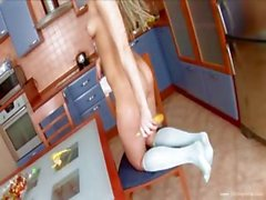 Mariana Russian havingsex banana