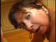 Mature French BBW Olga & Friends 5
