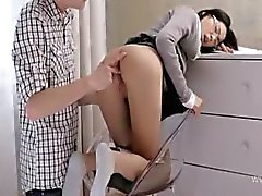 adorable wow secretary fucked hard