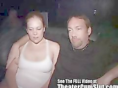 Teen Tammi Ass Fucked In a Public Tampa Porno Theater