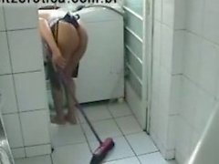 Hot Maid housecleaning