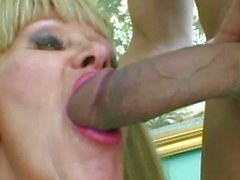 60 plus babe shows she's still hot and able