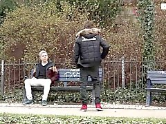 Danimarka ve Aarhus Gay Boy (Chris Jansen - sarılın Up & Staxus) Boyztube - 1