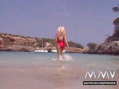 MMV Films Kelly Trump is a baywatch babe