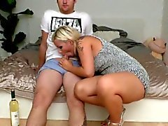German 18yr old Sister and Step-Brother in Privat SexTape
