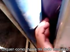 touch ass wife madure in bus (historia)