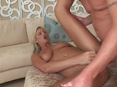 Brooke Banner-blonde tits ass
