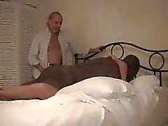 Amateur Wife Laughs and Has Great Time with Black Guy! Hubby Tapes.