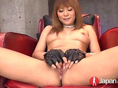 This cute Japanese teen is up for some fun! This naughty