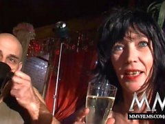 MMV Films wild mature swingers party