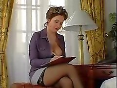 Constance Devil likes younger men