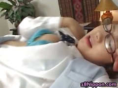 Rina Himekawa Asian schoolgirl and sex