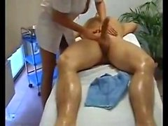 Hot Blonde Milf Blowjob And Facial