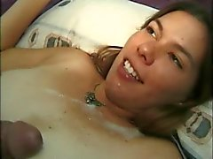 Sweet Freckled Marie Gets Boning