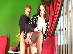 Boy Cums Twice With Sexy Mom