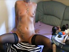 Extreme Anal toying of Kinky German mom
