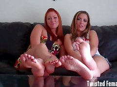 We are going to double team our new slave