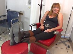 Best Mature Feet