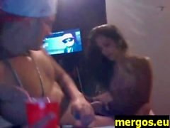 Webcam orgy 2 boys 1 girl