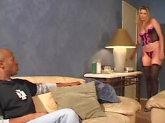 Blonde Eye For The Black Guy 2 - Scene 5