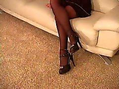 Collants d'Erica de Campbell