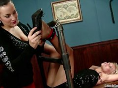 Czech Sexy Feet - Jana Cova get to know Isabel's hot mouth (2011) Jana Cova