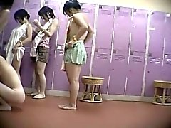 Locker Room Changing 2