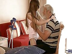 Old man used used for teen sexual therapy
