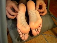 Ticklish Milf (ShoeplayladyAnja)