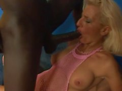 Two cocks for italian mature