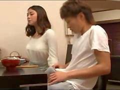 Heiß Japanisch Betrügen Ehefrau