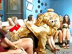 DancingBear - Cum Shots In The Club