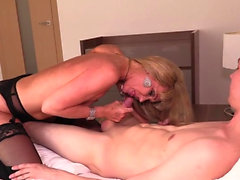 Hot milf hardcore and cumshot