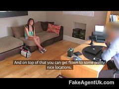 FakeAgentUK - Naive tight pussy put to test