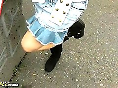 public sex, naked in the street, sex adventures, outdoor
