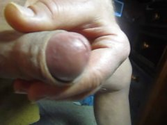 67 yrold Grandpa close cum #114 cumshot upclose closeup wank
