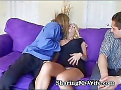 Nerd Hubby Watches HOT Wife