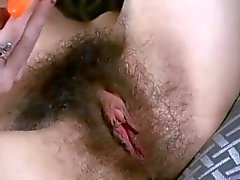 Hairy Pussy Compilation of Girls Bating Their Furry Things