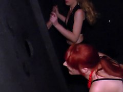 two german tight teens 18 groupsex at the gloryhole bukkake