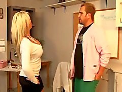 Naughty Blonde MILF Librarians (2009)